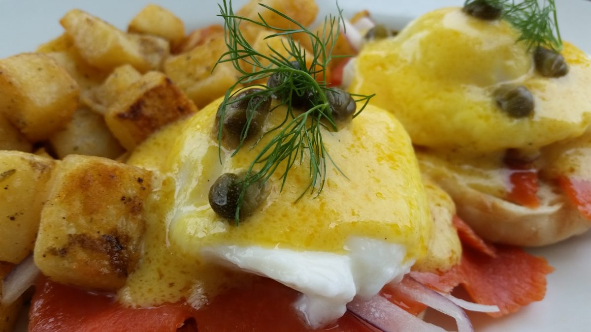 Pachelbel's serial killer Eggs Benny: days 266 — 275