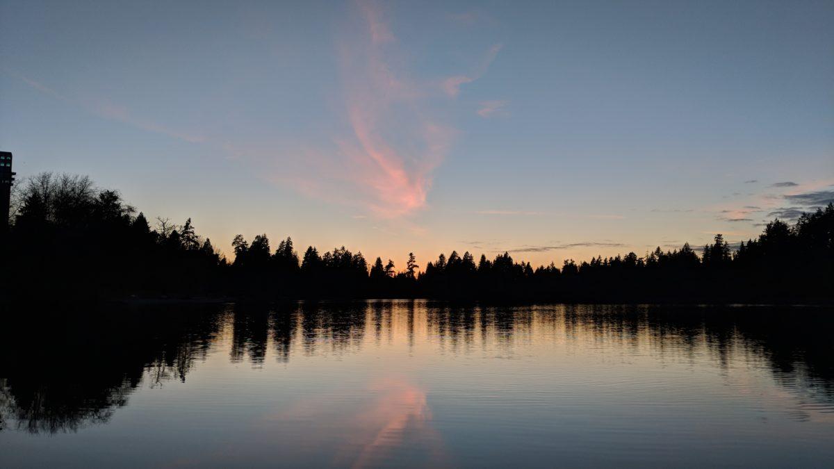 Sunsets sunsets sunsets: days 426 — 430