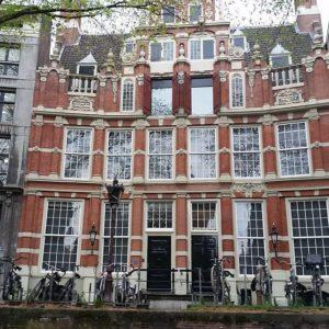 Fancy Amsterdam house