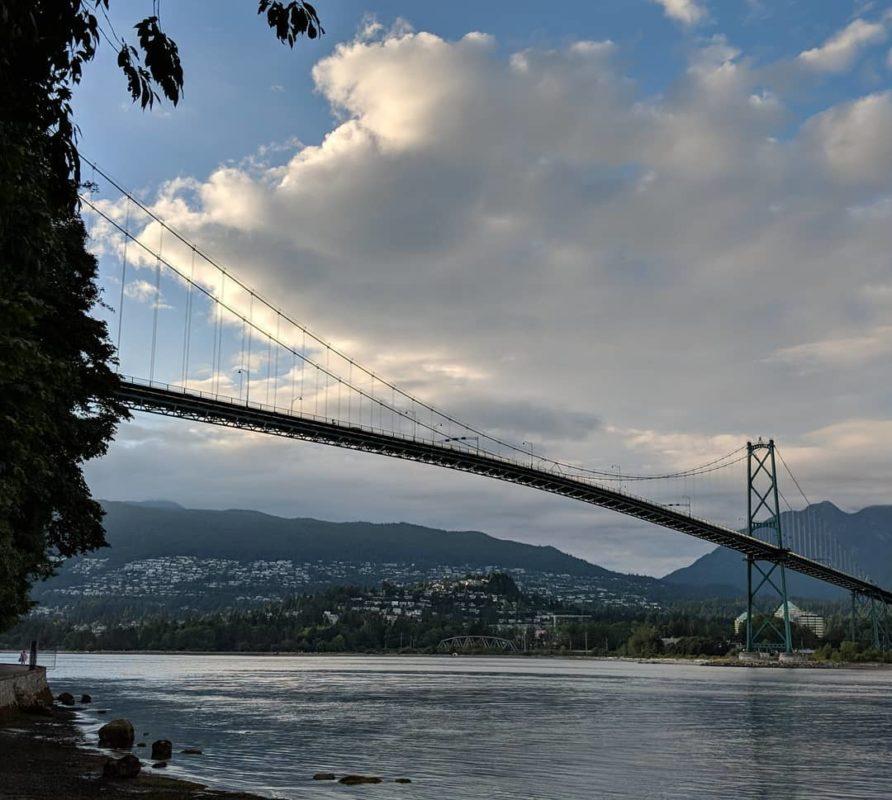 Lions' Gate Bridge