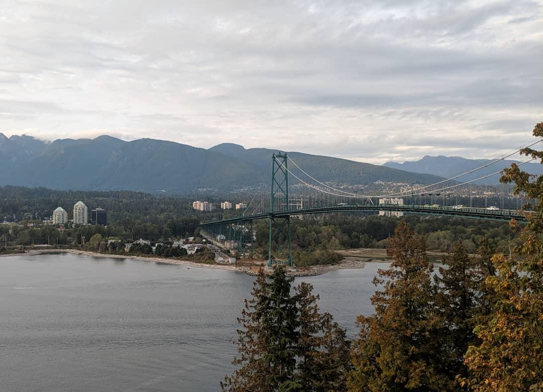 Bridge and North Shore