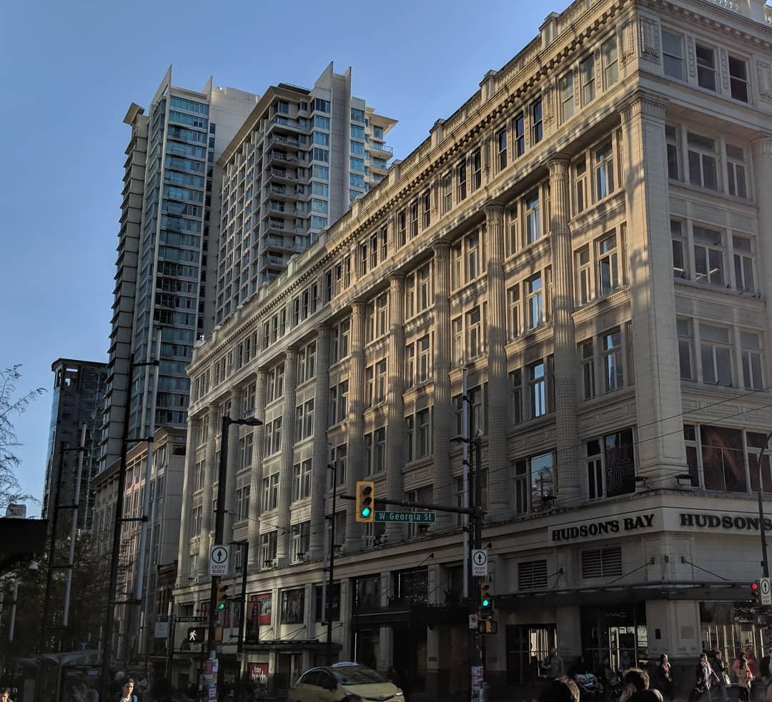Hudson's Bay building