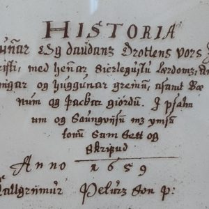 Icelandic hymns