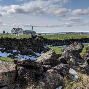 rock fences