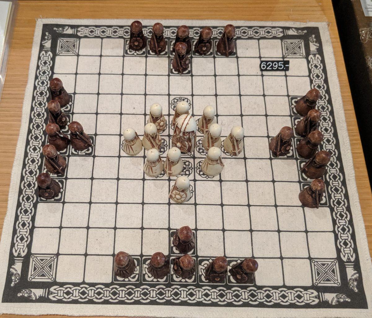 chess-like board game