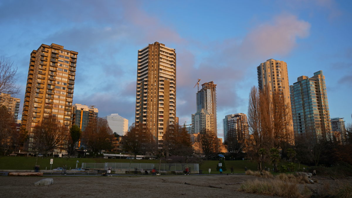 West End towers