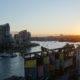 Sunrise, Granville Bridge