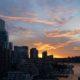 Sunrise from Burrard Bridge