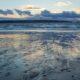 Second Beach, low tide