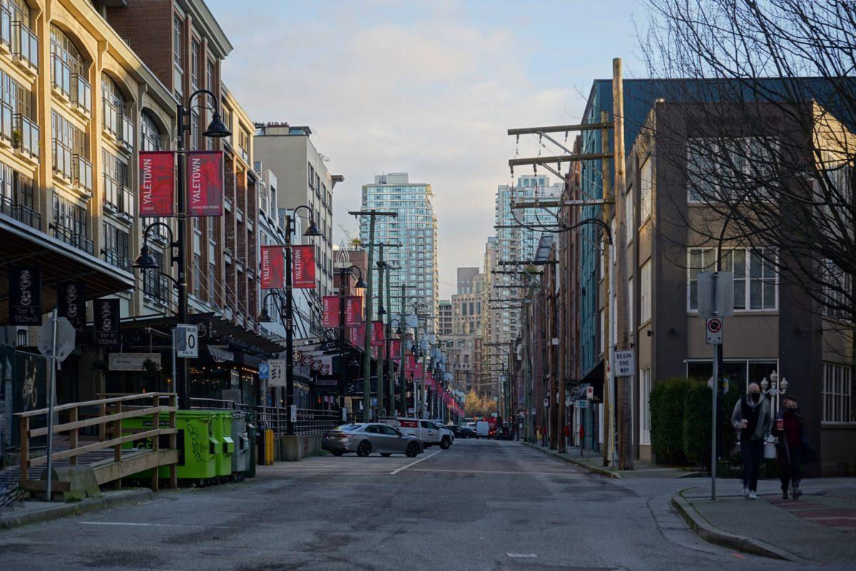 Maitland Street, from Drake