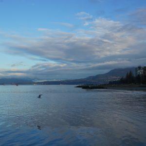 Morning on English Bay